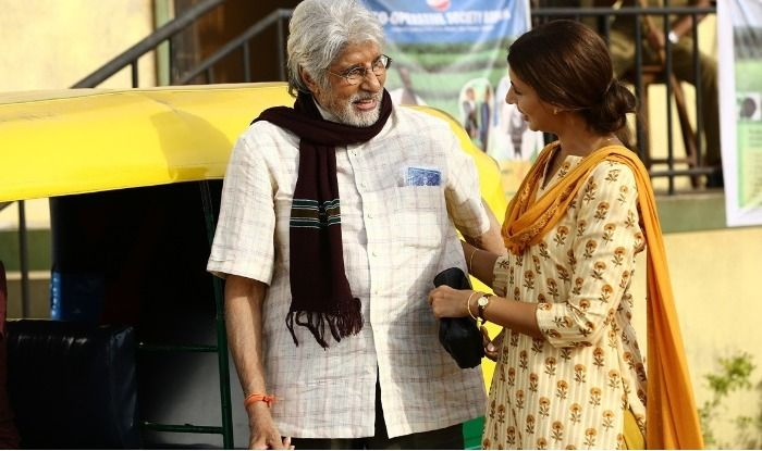 Amitabh Bachchan Shweta Bachchan Nanda (1)