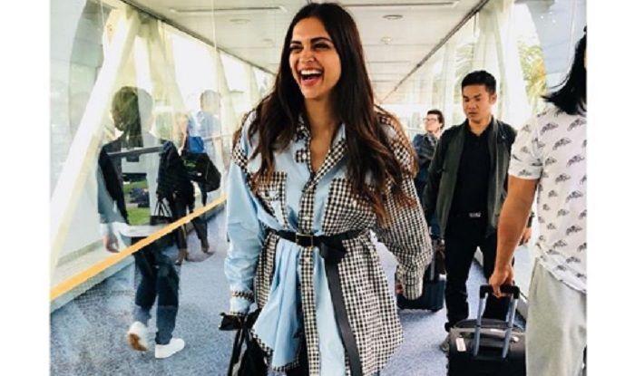 Cannes 2018: Deepika Padukone Looks Really Happy As She ...
