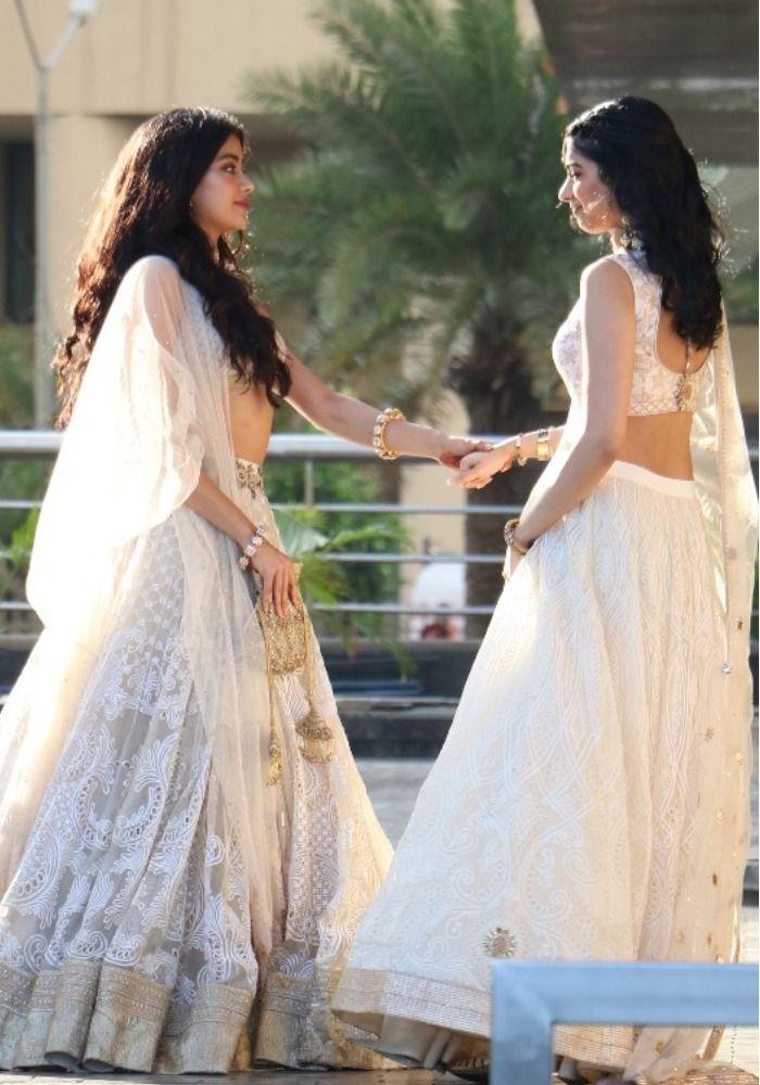 Janhvi and Khushi