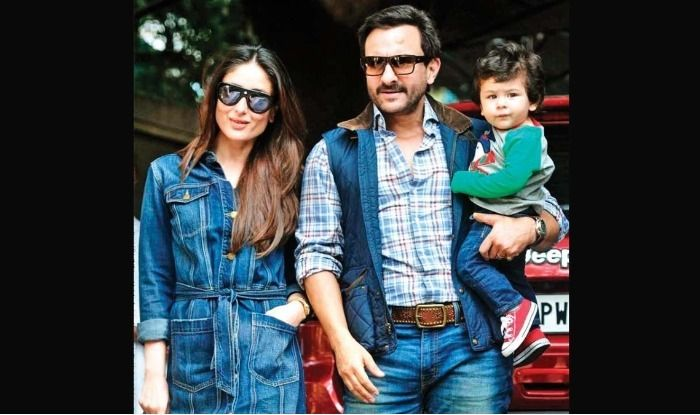 Kareena Kapoor Khan Saif Ali Khan Taimur