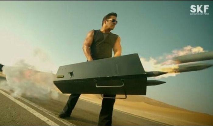 Race 3 trailer Salman Khan