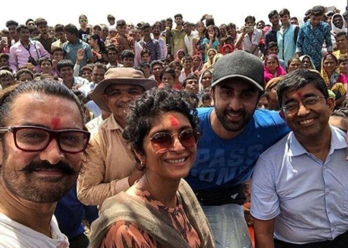 Ranbir Kapoor Aamir Khan Kiran Rao