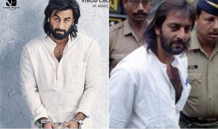 Ranbir Kapoor Sanjay Dutt 1993 arrest Sanju