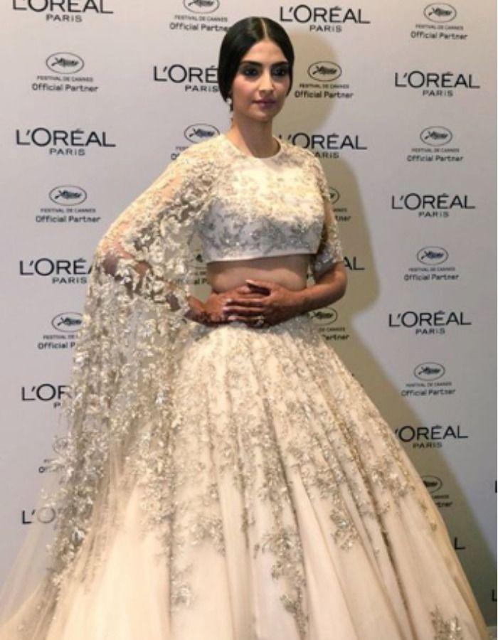 Sonam Kapoor Cannes 2018 (3)