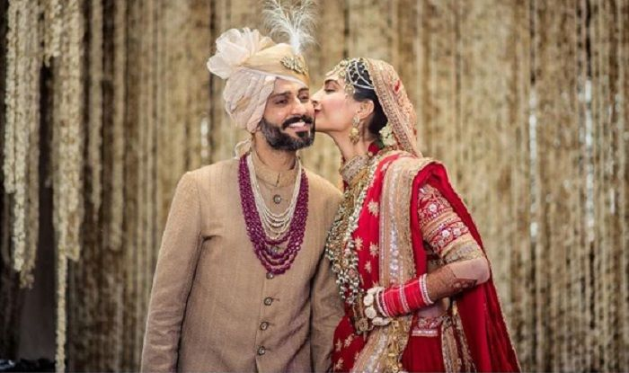 Sonam Kapoor Anand Ahuja love story
