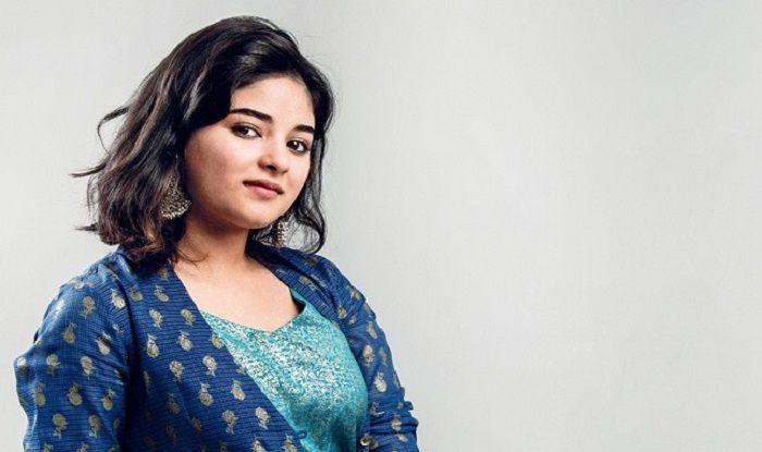 Image result for zaira wasim, india.com