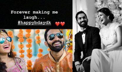 Happy Birthday Dinesh Karthik