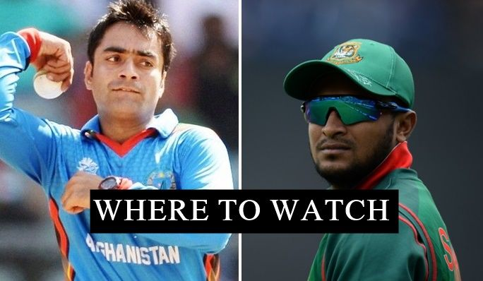 india vs afghanistan test match live streaming