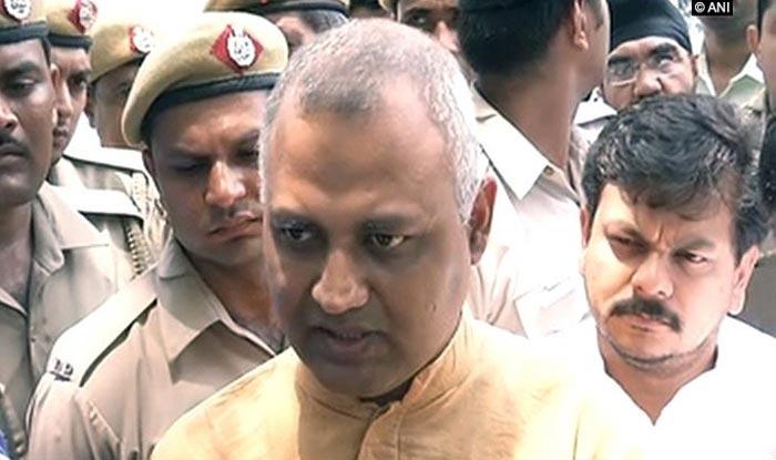 Delhi HC Quashes FIR Against AAP MLA Somnath Bharti in Domestic Violence Case