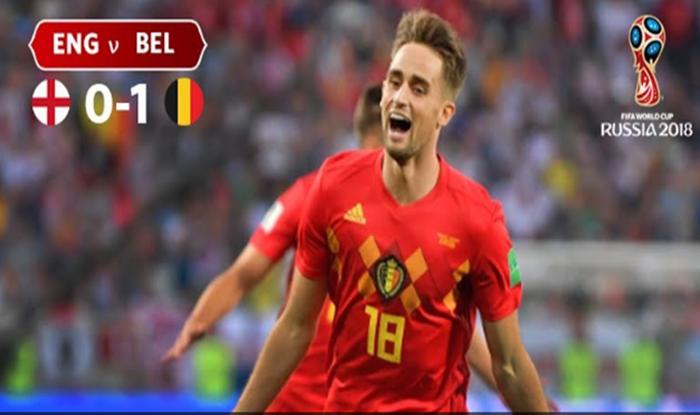 Fifa England Vs Belgium Highlights Belgium Wins 1 0 Adnan Januzaj Scores To See England Off India Com