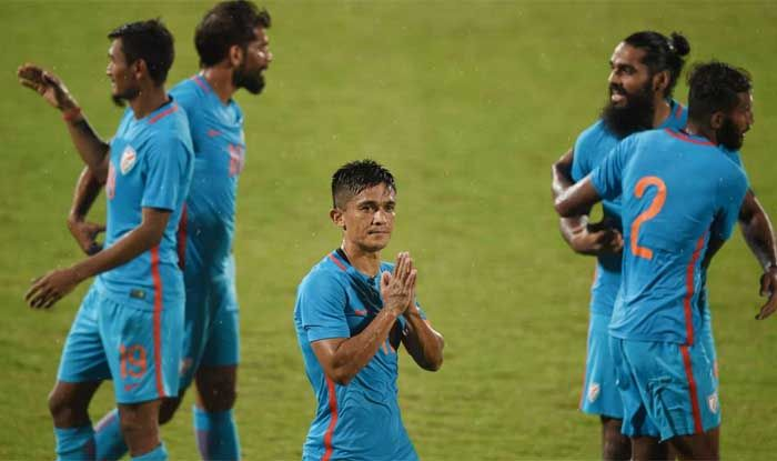 oman vs india live football match highlights gritty india thwarts