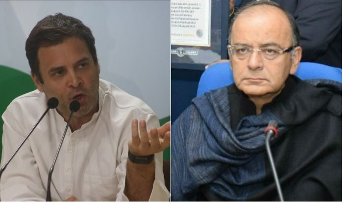 Rahul Gandhi Attacks PM Modi, Govt Over Rafale, Jaitley Slams Cong Chief's 'Natural Dislike For Truth'