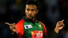 Shakib Al Hasan Has a Point to Prove, Says Bangladesh Coach Steve Rhodes