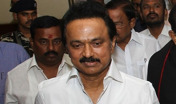DMK Chief MK Stalin hospitalized for Minor Surgical Procedure