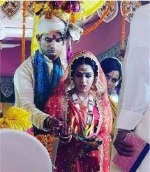 तेजप्रताप यादव और ऐश्वर्या राय की शादी पिछले महीने 12 मई को हुई.