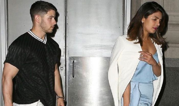 Priyanka Chopra and Nick Jonas Snapped Together After Making Their Relationship Official?