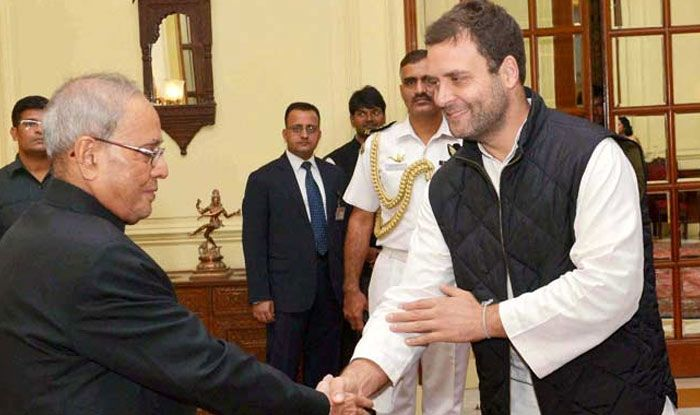 no pranab mukherjee arvind kejriwal in list of invitees for rahul