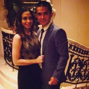 sunil-chettri-with-his-wife