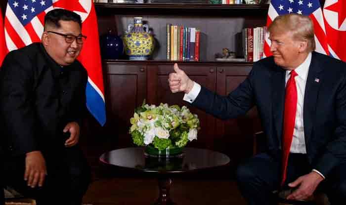 Donald Trump Says North Korea Still a Nuclear Threat, Extends Sanctions on Kim Jong Un's Regime