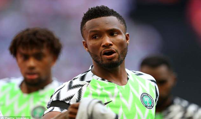 a08dd31da44 FIFA World Cup 2018  Nigeria Captain Mikel John Obi Was Told Father Had  Been Kidnapped Hours Before World Cup Match Against Argentina