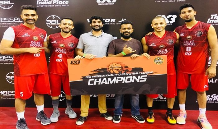 Indian Basketball Team Delhi Hoopers to Represent India at ...