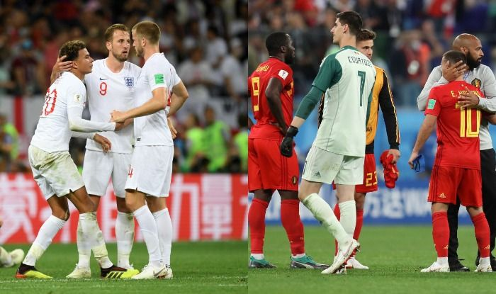 Fifa World Cup 2018 Deflated England Belgium Get Ready For Third Place Clash India Com