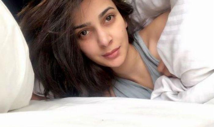 Hindi Medium Actress Saba Qamar Looks Hot And Sexy In Recent Photoshoot Check Pics