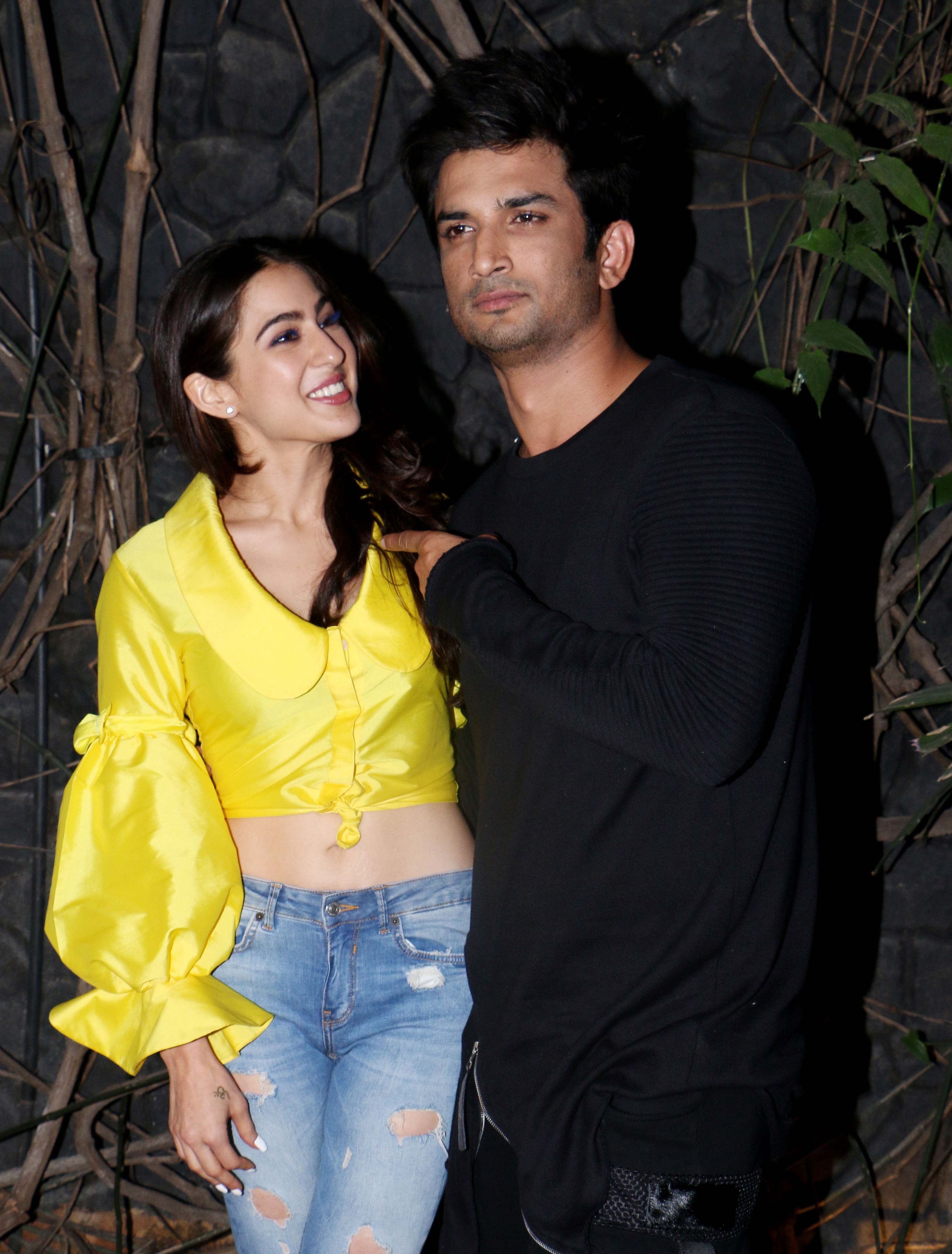 Are Sara Ali Khan And Sushant Singh Rajput Serious About