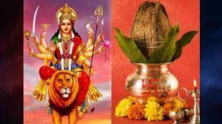 Chaitra Navratri 2019 : नवरात्रि में ऐसे करें कलश स्थापना, जानें नियम, कैसे आरंभ करें देवी पूजन…
