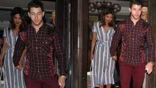 Priyanka Chopra's Pre Birthday Celebrations Begin in London with Boyfriend Nick Jonas – See Pics
