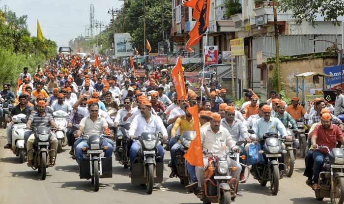 Maratha Quota Stir: Maratha Kranti Morcha to Hold Maharashtra Bandh Tomorrow