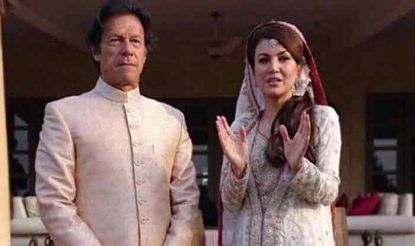 Imran Khan fathered many illegitimate children some in India says Ex wife Reham Khan
