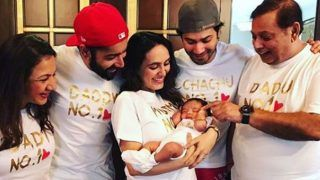 Varun Dhawan's Family Portrait With the Youngest Member of Their Family Needs to be Framed ASAP
