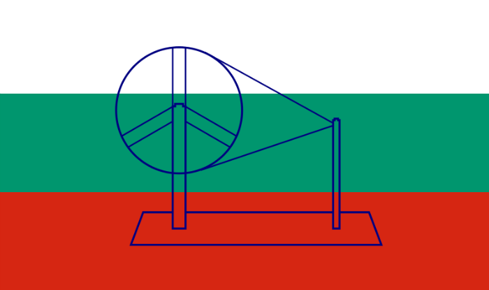 Indian National Flag of 1921