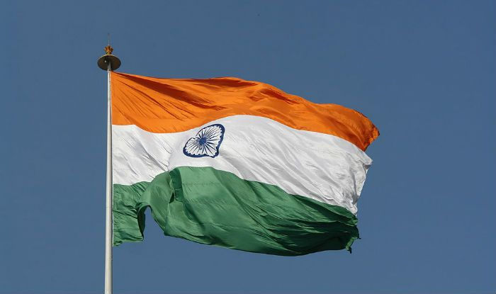 Indian National Flag since 1947