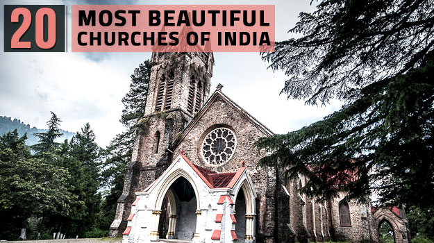 famous church in india