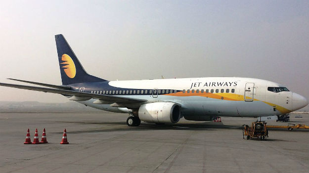 2898de69a Cash-strapped Jet Airways Reports Second Straight Quarterly Loss of Rs  1