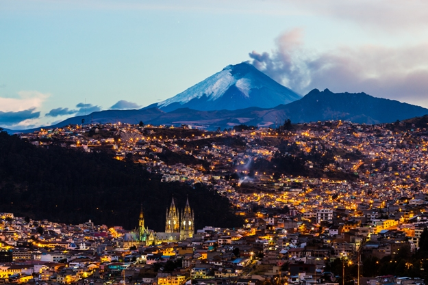 photos of quito a capital city on the foothills of the mighty andes