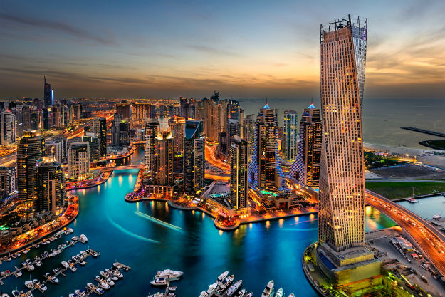 12 Unbelievably Spectacular Aerial Photos Of Dubai That Will Blow Your Mind