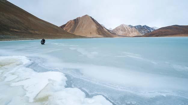Frozen Lakes of India | India.com