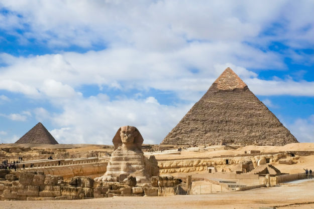 Photos of Great Sphinx of Giza Will Tempt You to Visit Egypt