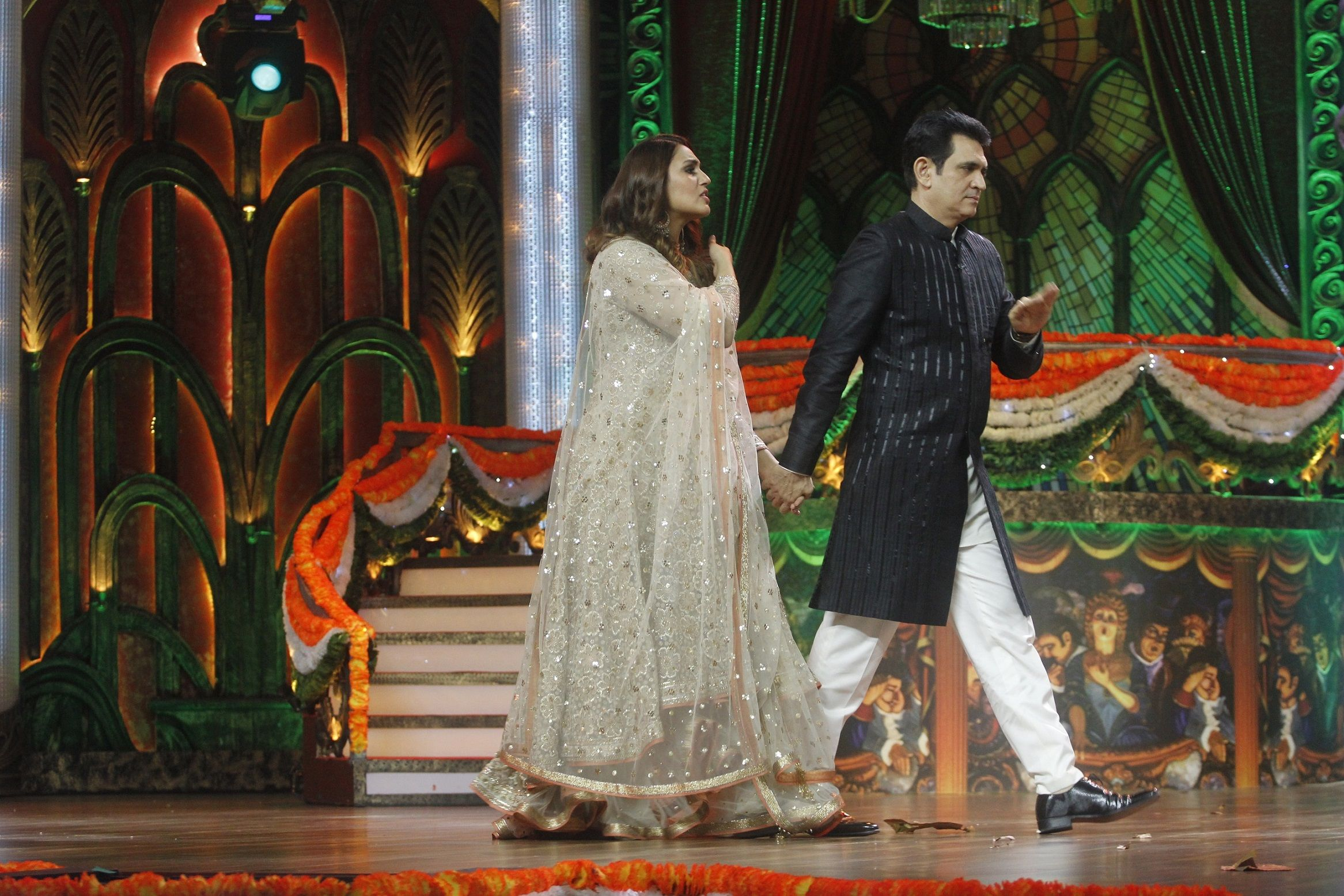 Huma Qureshi storms out of the sets of India's Best Dramebaaz when host Shantanu Maheshwari tries to flirt with her (2)