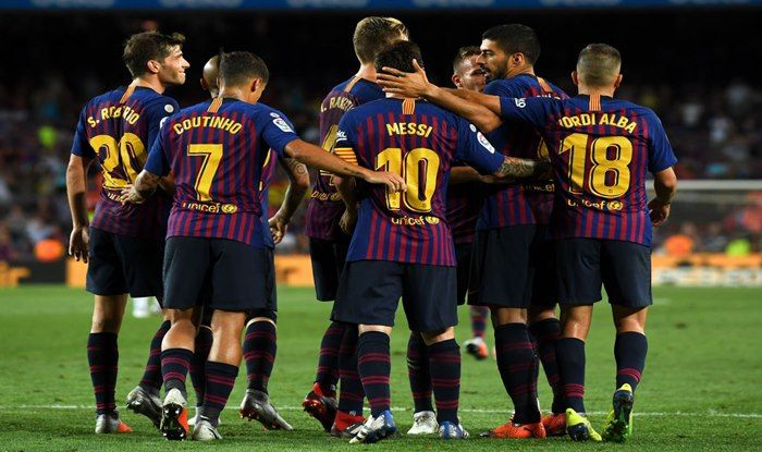 uefa champions league 2018 19 lyon vs barcelona free online live streaming in india tv broadcast timing ist preview betting tips fantasy xi when where to watch india com uefa champions league 2018 19 lyon vs
