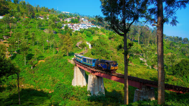 Everything you should know about Nilgiri Mountain Railway | India.com
