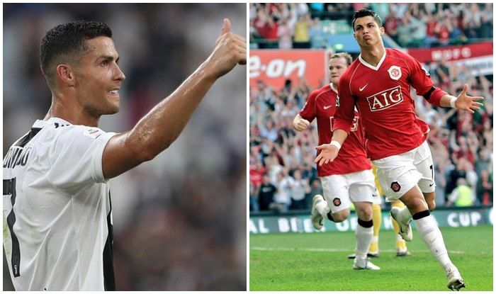 Uefa Champions League 2018 19 Cristiano Ronaldo Set For Manchester United Return With Juventus India Com
