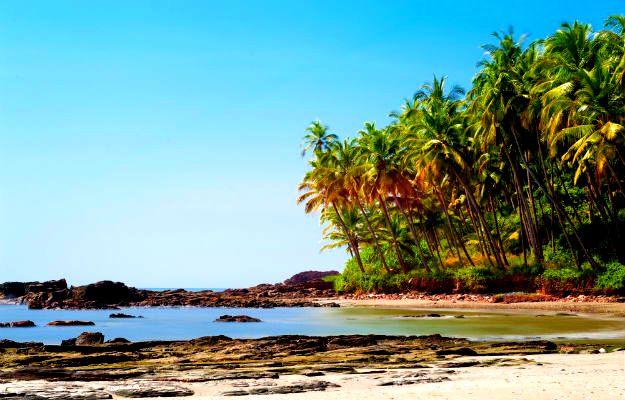 Agonda Beach Goa 1