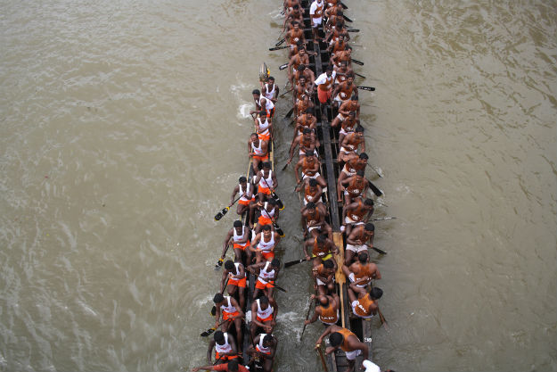 Champakulam boat race photos: These pics will make you want to visit Kerala NOW!