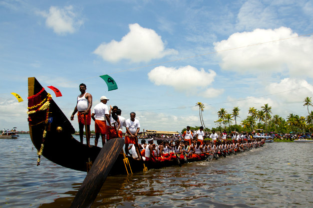 All you need to know about Champakulam Boat Race 2016
