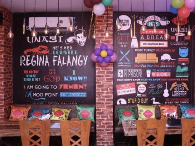5 F R I E N D S Themed Cafes In India That You Must Visit News