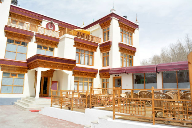 Gomang Boutique Hotel Claims To Be The First Luxury Resort In Ladakh And Has Even Won Travellers Choice Award 2016 From Tripadvisor